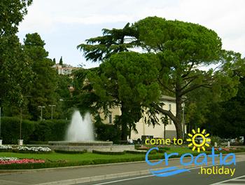 Parks in Opatija
