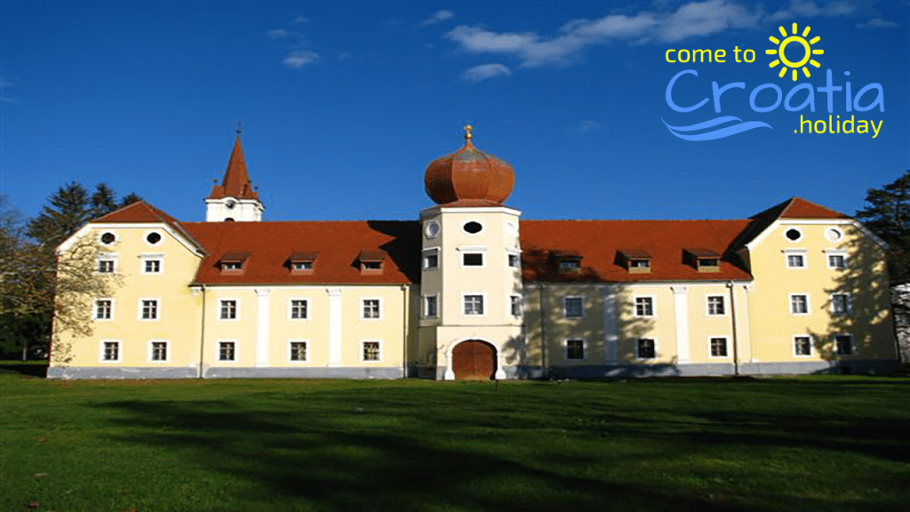 Kutjevo's 18th century castle