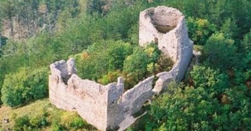 Croatian Ancient Fortress