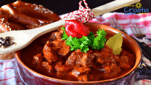 Traditional Croatian Goulash Traditional Croatian Goulash