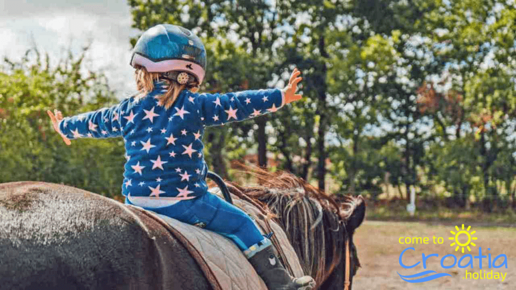 Horse Riding Holidays in Croatia