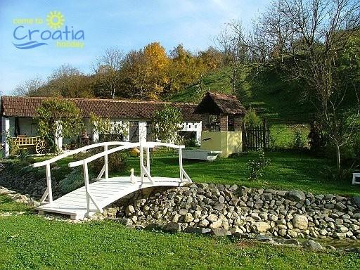 """Eco-ethno village """"Stara Kapela,"""" Slavonia Region"""