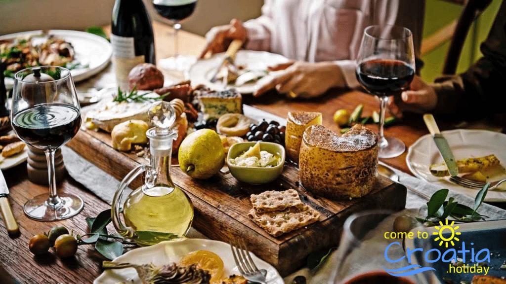 Mediterranean Food Specialities