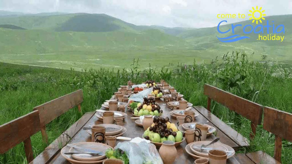 Rural Tourism in Croatia