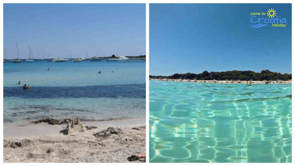 Sakarun Beach, Island of Dugi Otok