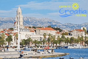 Split - Place of glorious architectural scenery and gourmet experiences