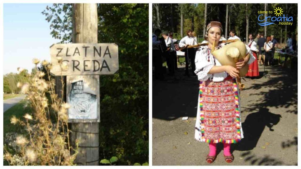 """Croatian Tradition in """"Zlatna Greda,"""" eco-center and house in nature"""