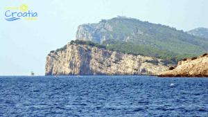 Cliffs on the Dugi Otok
