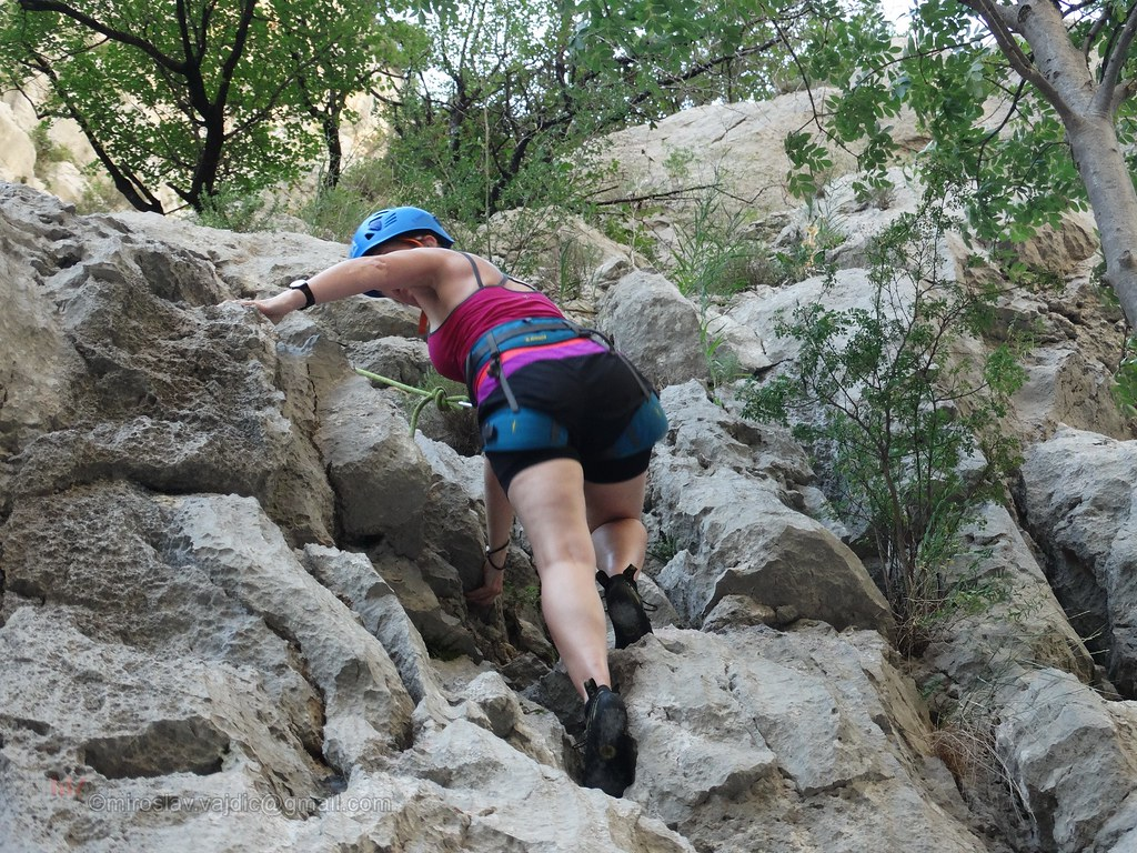 Paklenica - the Paradise for Climbers