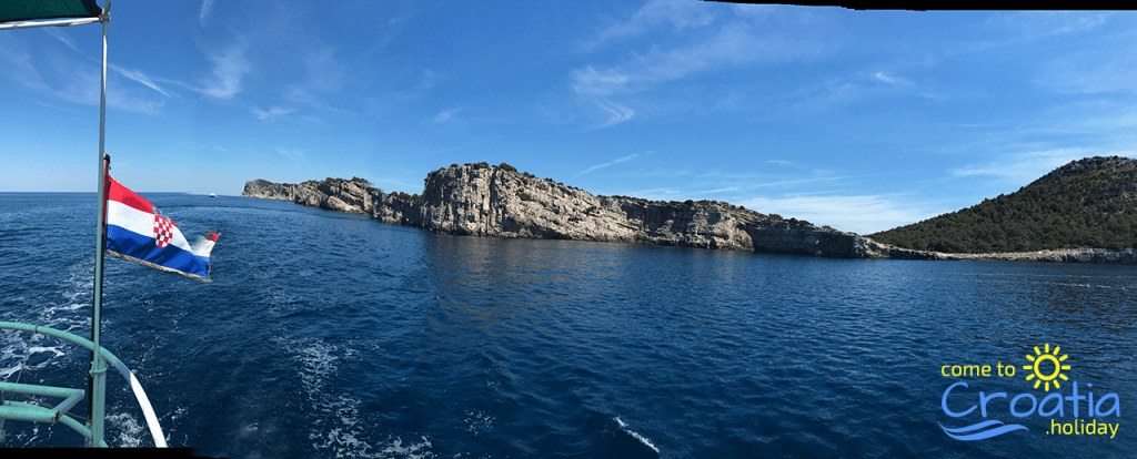 Cliffs at Kornati