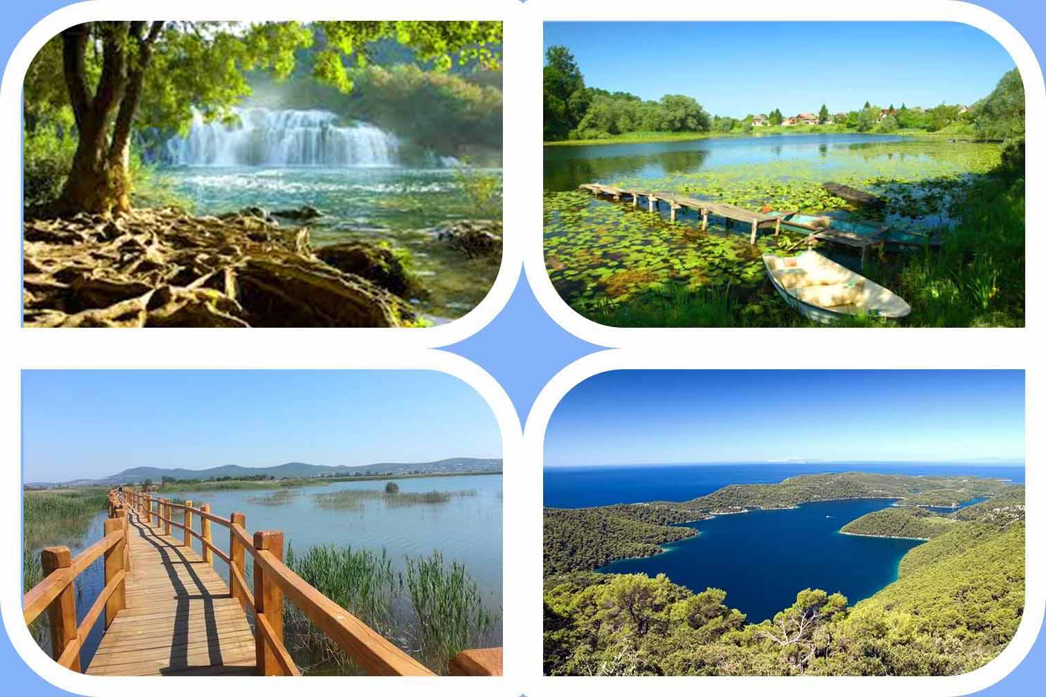 Nacional Parks and Beauty