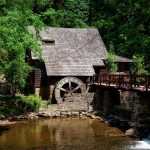 Watermill on Kupa Kanyon