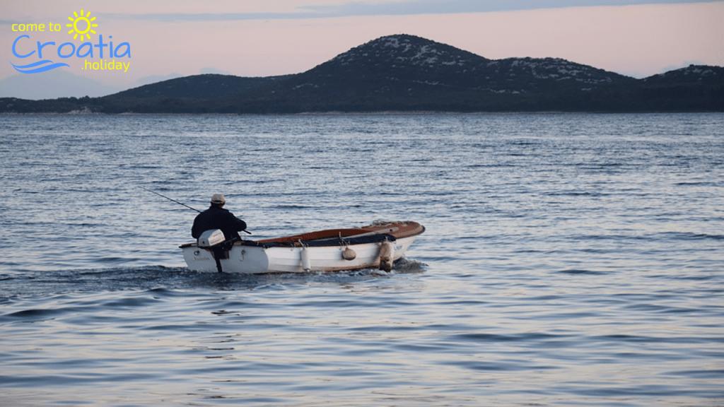 Fishing in Croatia