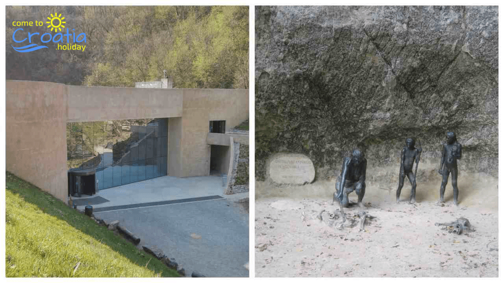 Neanderthals Site Croatia