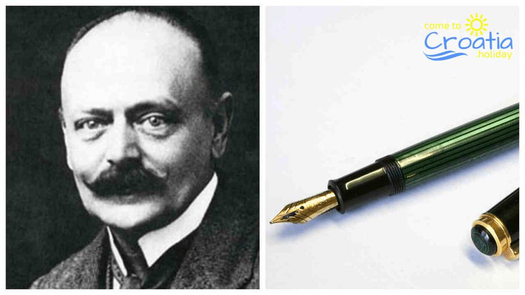 Slavoljub Penkala and his invention (pen=penkala))