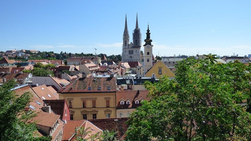Zagreb the Capital of Croatia