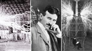 The Genius Nikola Tesla