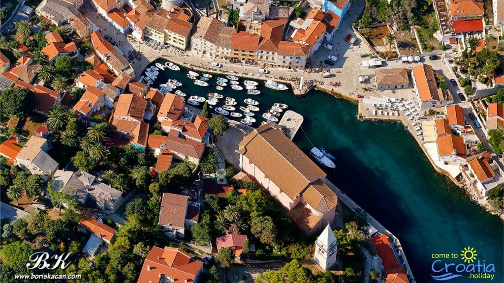 The view of Lošinj