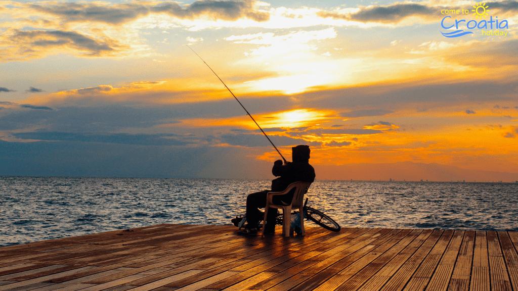 Tuna Fishing in the Adriatic Sea