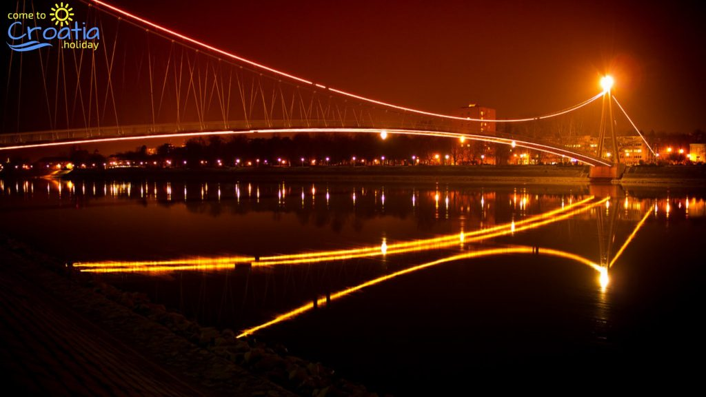 Osijek by Night