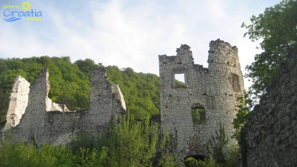 Samobor Old Castle Riuns