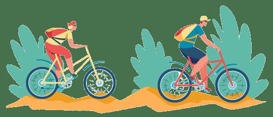 Active Holiday: Mountain Biking