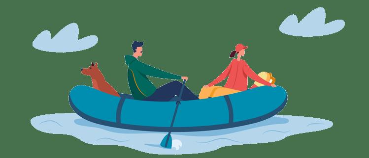Active Holiday: Rafting
