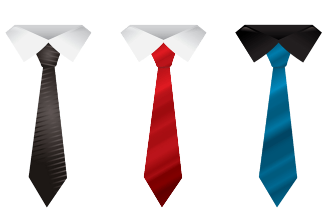 Did you know: Neckties